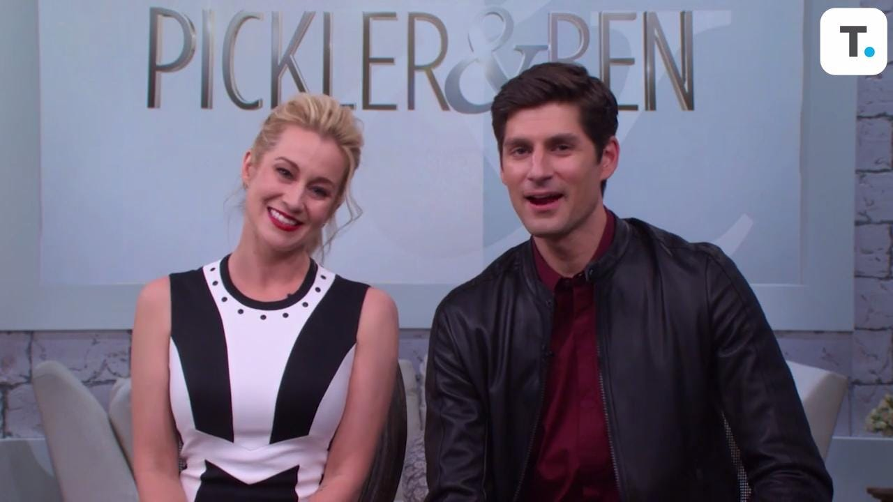 Kellie Pickler, Ben Aaron bring Faith Hill's talk show to life