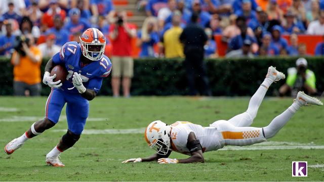Tennessee Vols leave The Swamp winless -- again