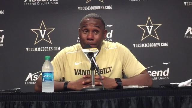 Vandy ready for Alabama? Derek Mason's funny reply