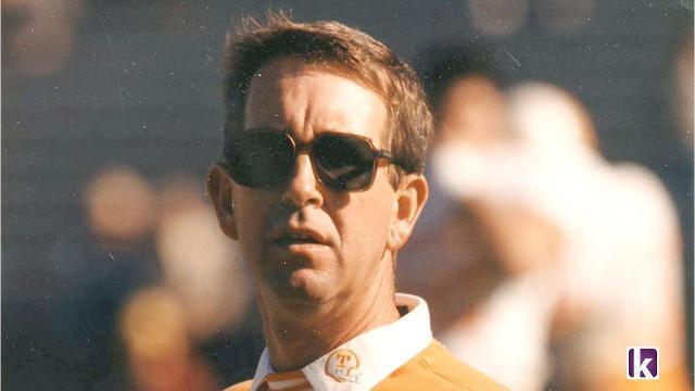 Tennessee Vols' Bill Higdon