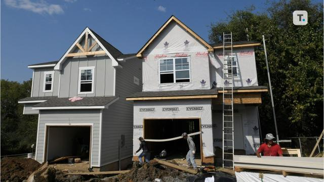 'Skinny' homes are popping up across Nashville. But what are they?