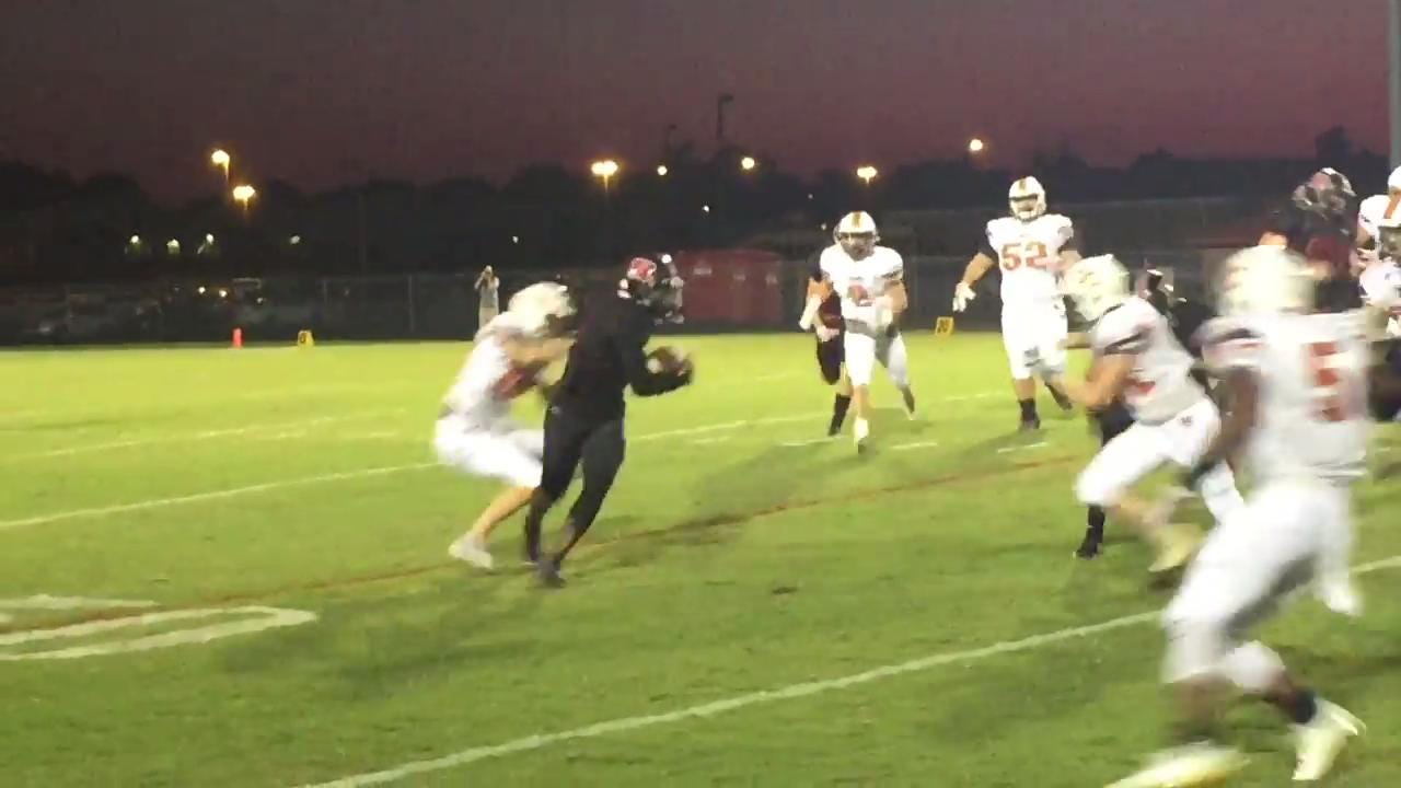 Friday night higlights: Rossview 52, Dickson County 0