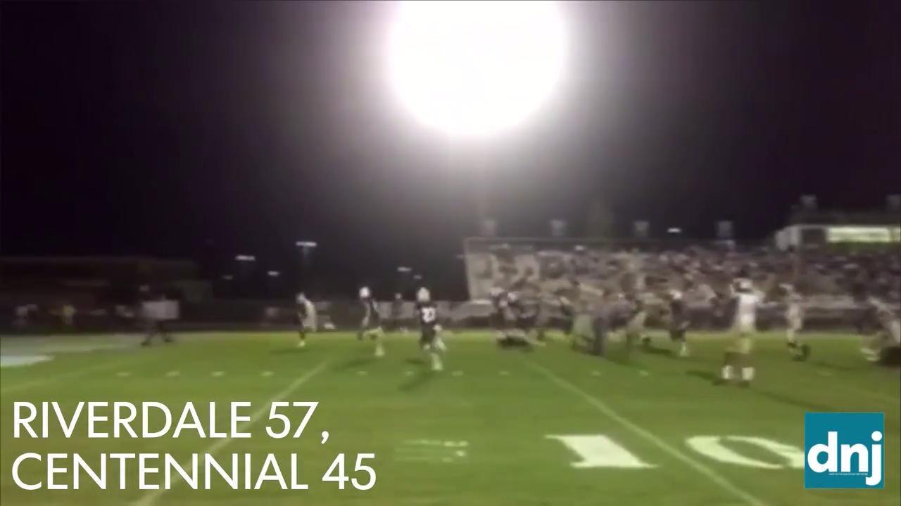 Friday night highlights: Riverdale 57, Centennial 45