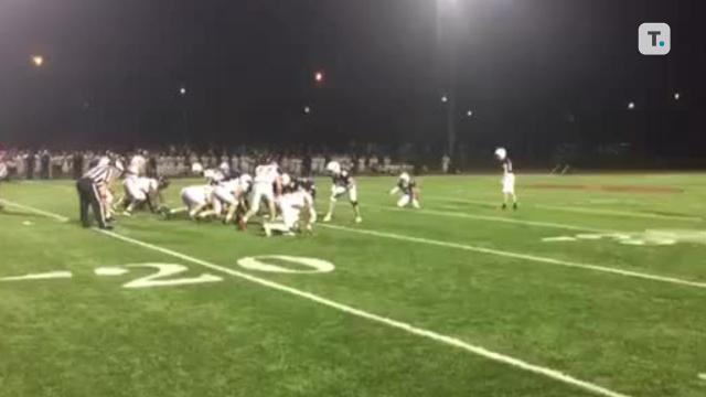 Watch the trick play that gave Father Ryan win over Ravenwood
