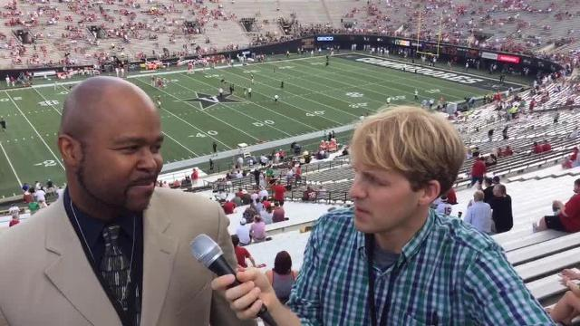 Sparks and Rankin discuss Alabama v. Vanderbilt