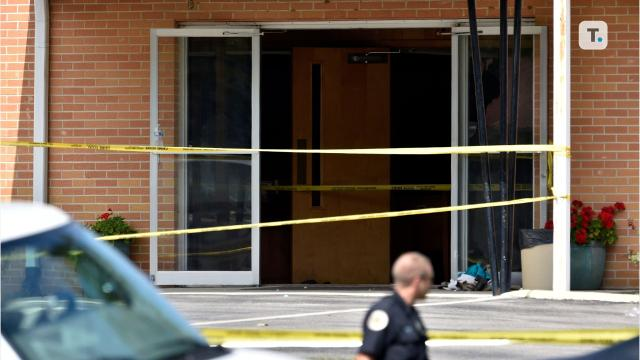 Update from scene of Nashville church shooting