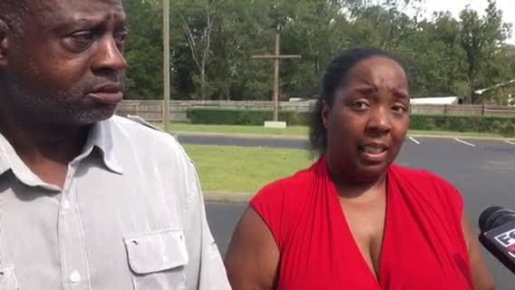 Family reunited after Nashville church shooting