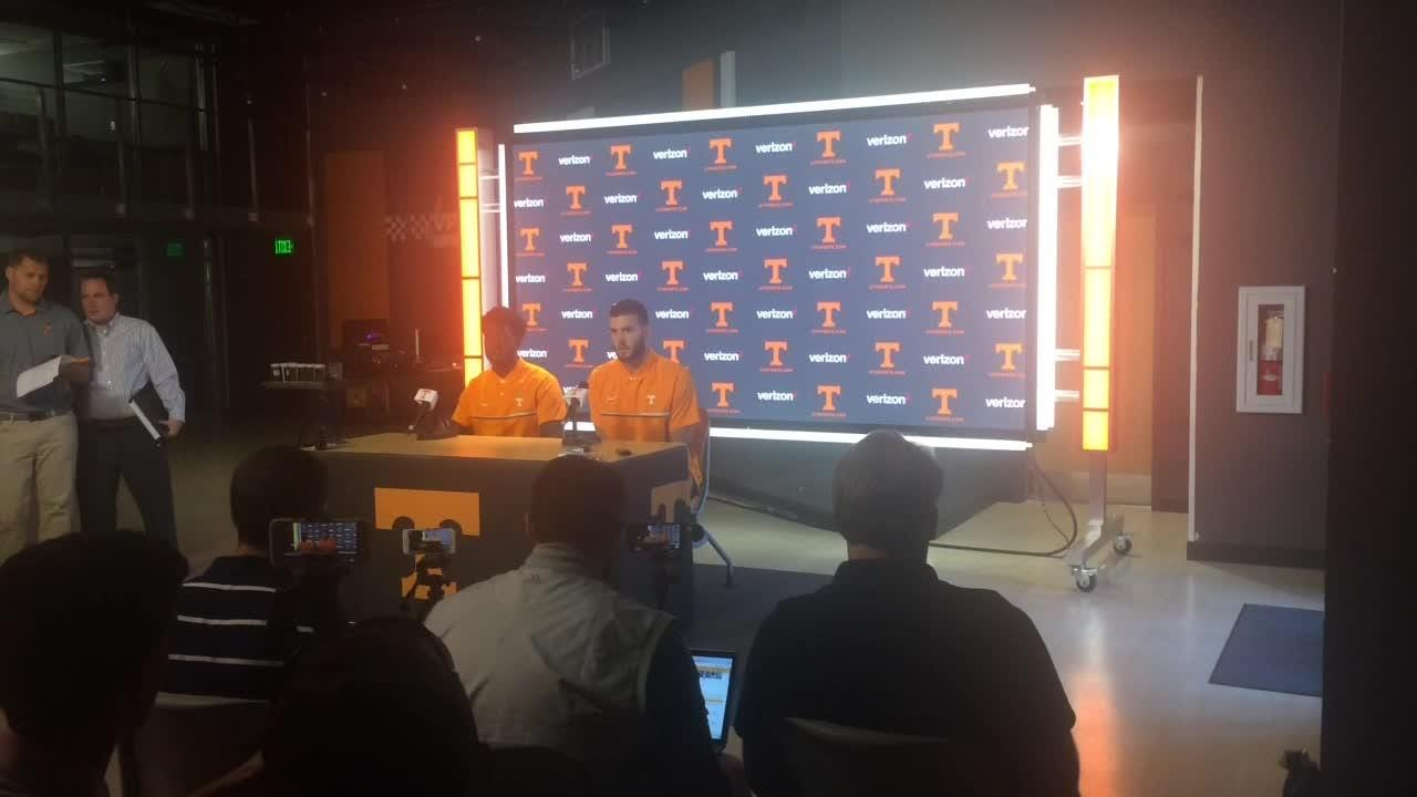 Dormady: Vols didn't play up to their standard