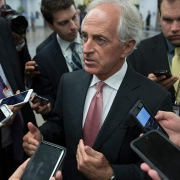 Election Wont End This Overnight But >> Sen Bob Corker Won T Seek Re Election Next Year