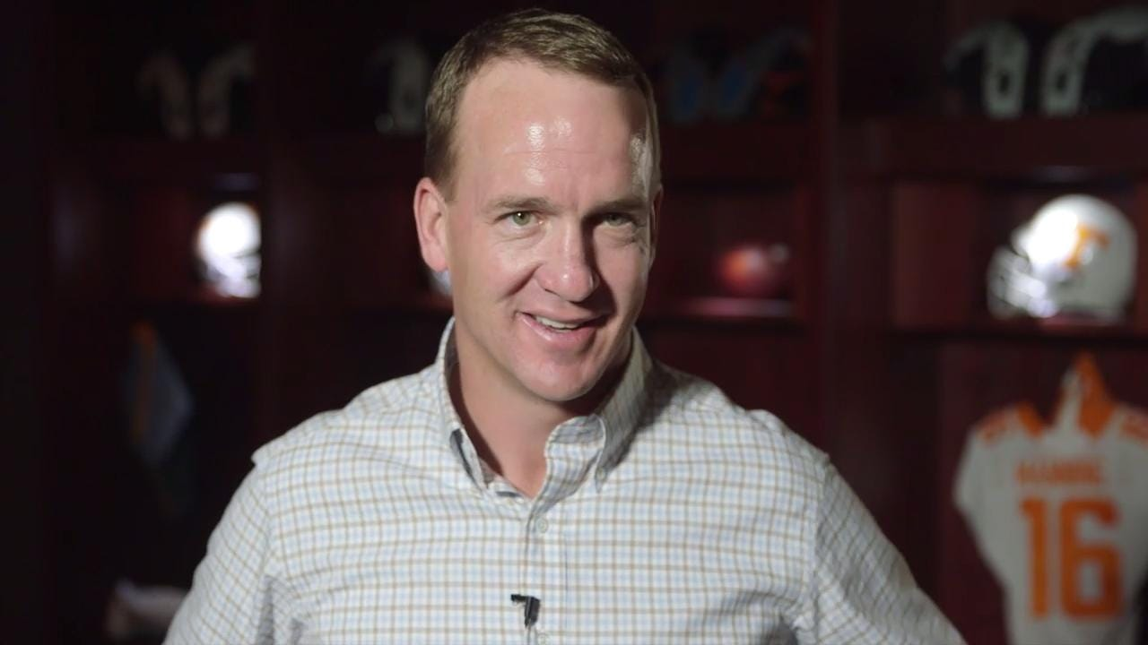 Peyton Manning accuser Jamie Naughright appears