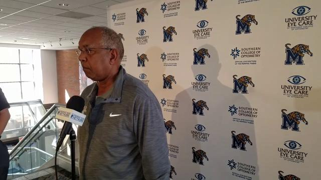 Tubby Smith on the start of preseason and the state of college basketball