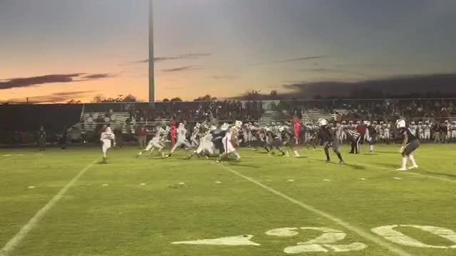 Friday Night Highlights: Hardin Valley Academy 21, Jefferson 0