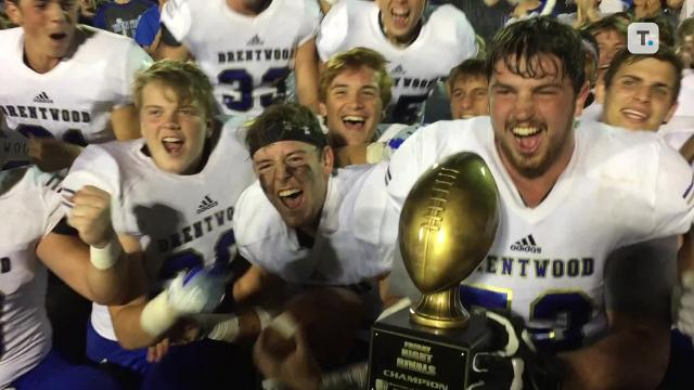 Brentwood has big offensive night in win against Independence
