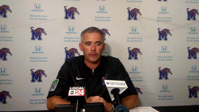 Mike Norvell on Memphis' loss to UCF
