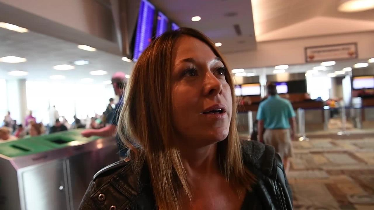 Las Vegas shooting: Festivalgoer recounts experience at mass shooting
