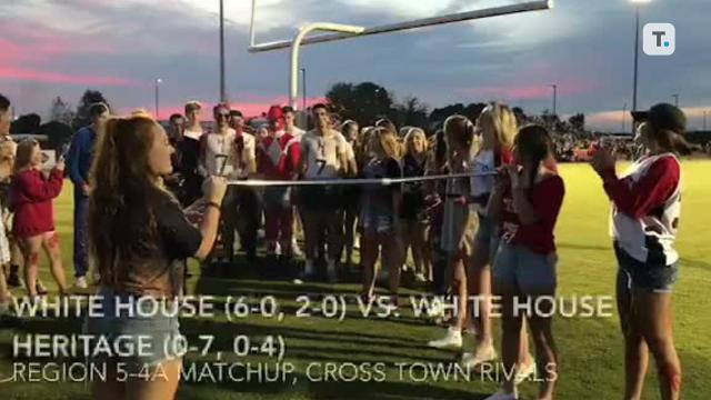 Thursday night highlights: White House 50, White House Heritage 7