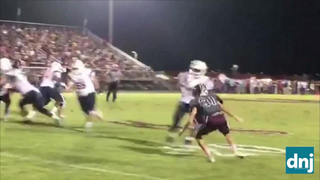 Friday night highlights: Oakland 41, Franklin 7