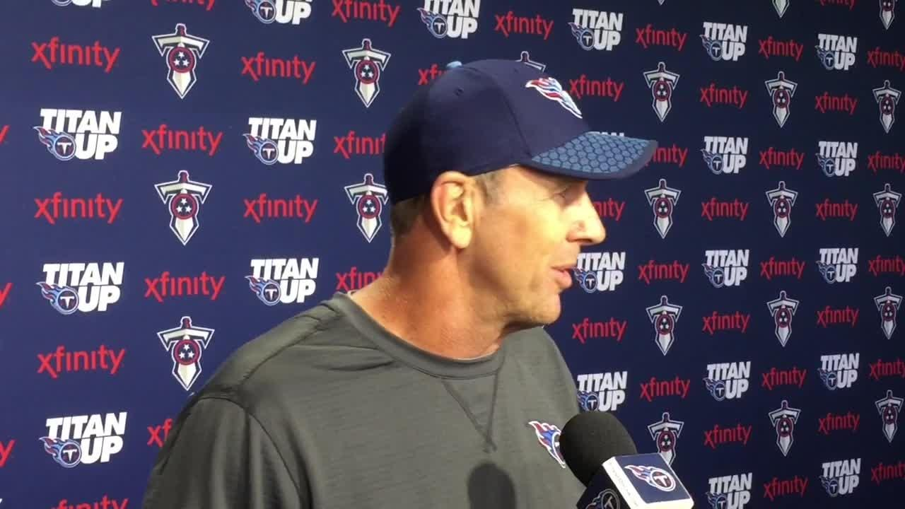 Mike Mularkey on Titans' losing streak vs. Colts
