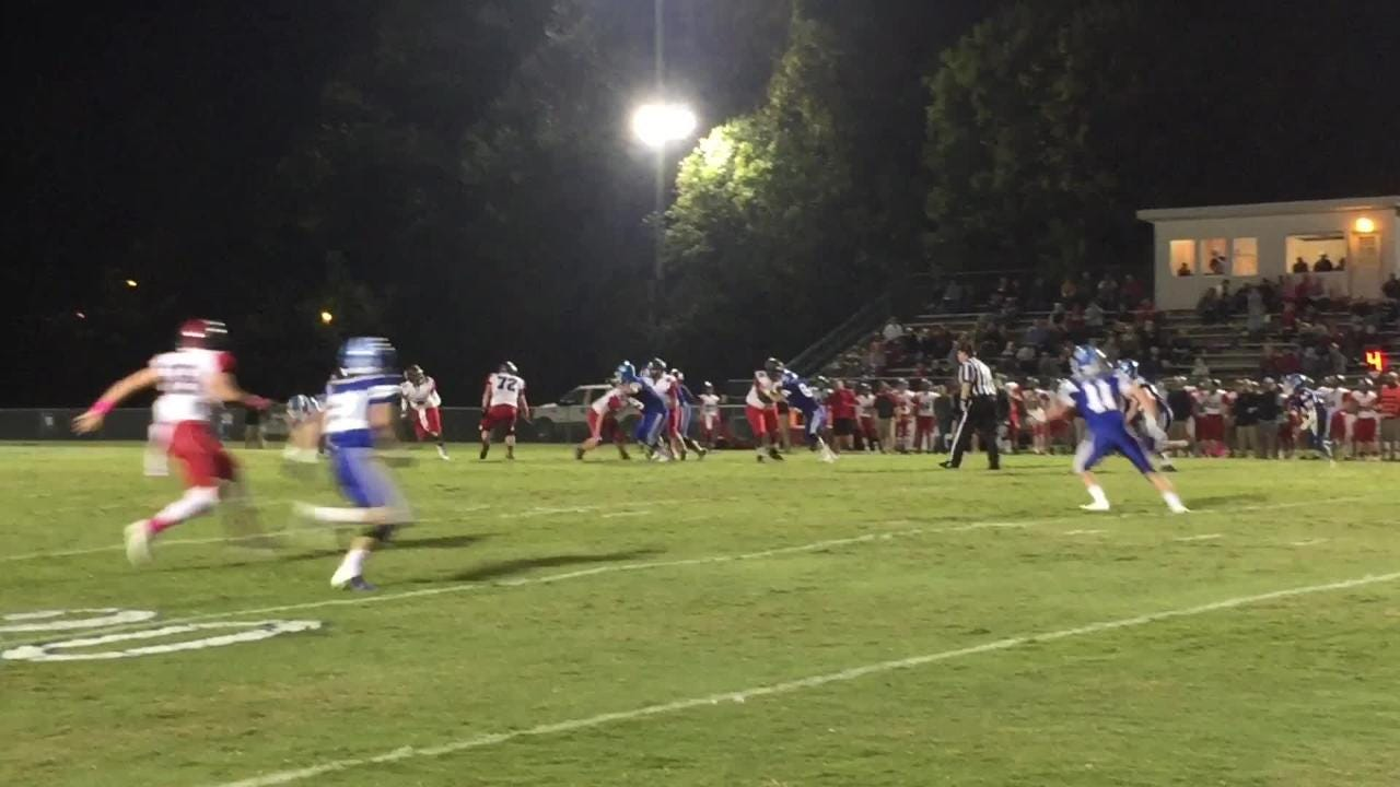 Friday night highlights: White House 41, Creek Wood 14