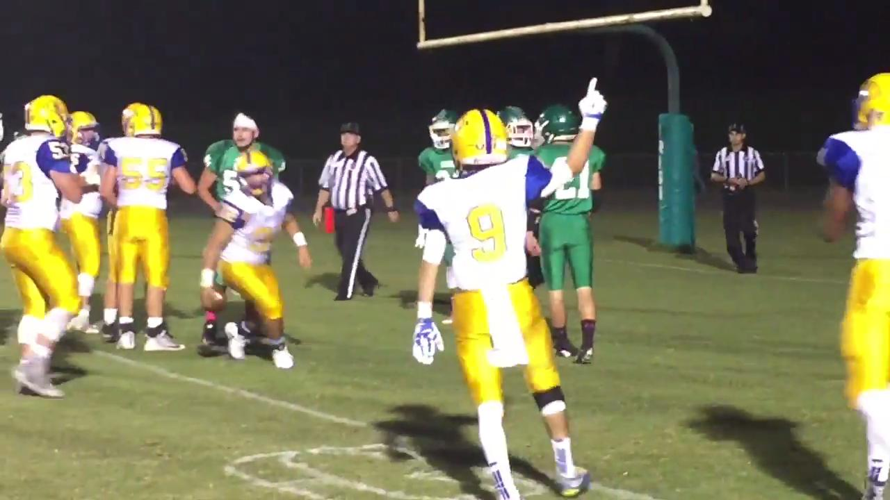 Friday night highlights: Riverside 35, Houston County 7