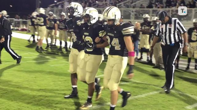 Friday night highlights: Springfield 40, Portland 7