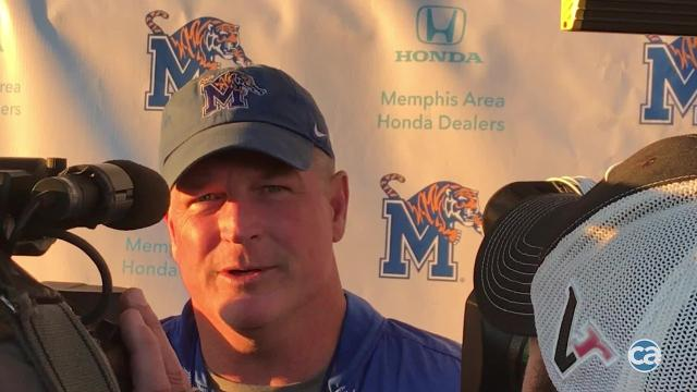 Tigers defensive coordinator Chris Ball on Houston game