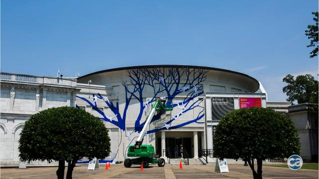 Memphis Brooks Museum of Art contemplates move to Downtown.