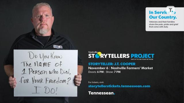 Blackhawk Down rescue convoy veteran to take part in Nashville Storytellers