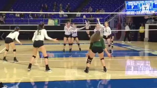 Highlights from Briarcrest Christian's 3-2 win over Father Ryan