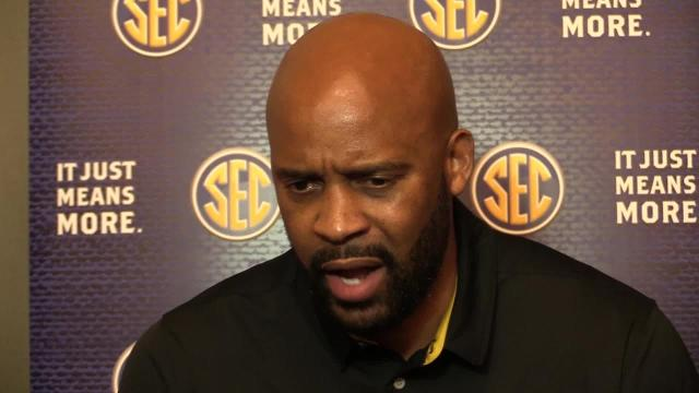 Cuonzo Martin on embracing role as Missouri coach: 'they all become my players'