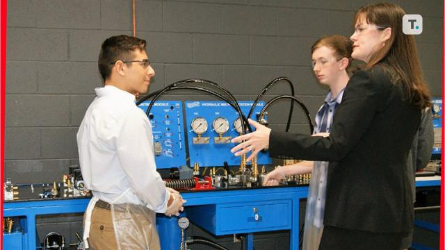 Mechatronics sees success, growth at Fairview High