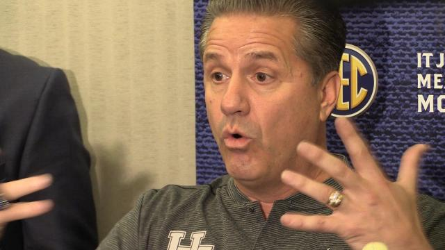 'If it doesn't work, don't recruit those players': says Calipari on one-and-done recruits