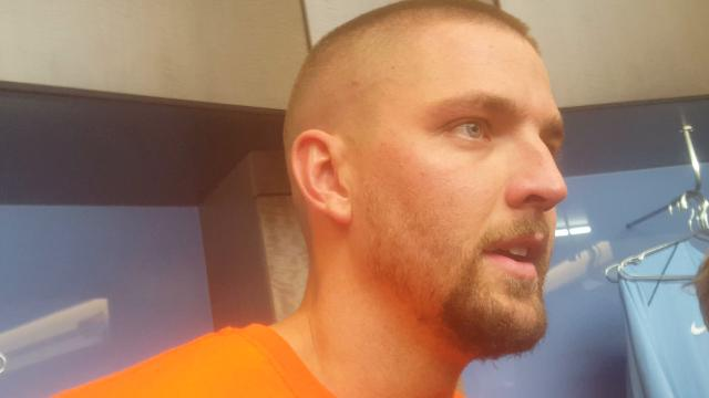 Chandler Parsons addresses FedExForum boos