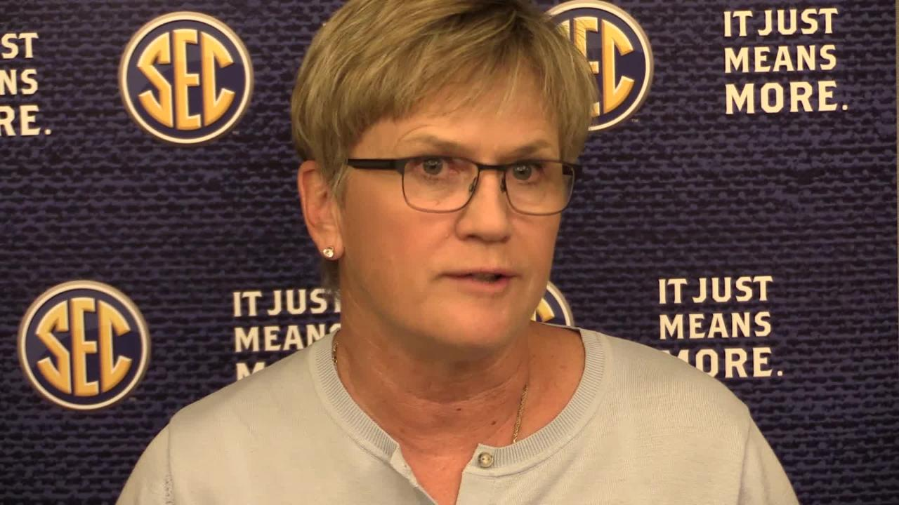 Holly Warlick: 'I love this (Lady Vols) team'