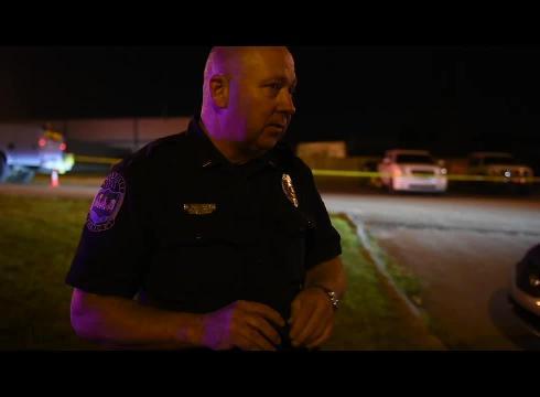 Knoxville Police describe scene of the train derailment