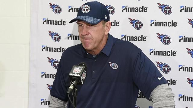 Titans vs. Browns: Mularkey, Mariota pleased with ugly win