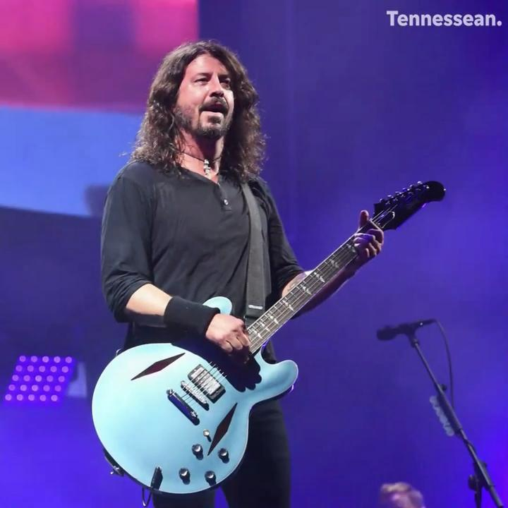 "The Foo Fighters announced they postponed their Nashville and Memphis concerts because of a ""family emergency"""
