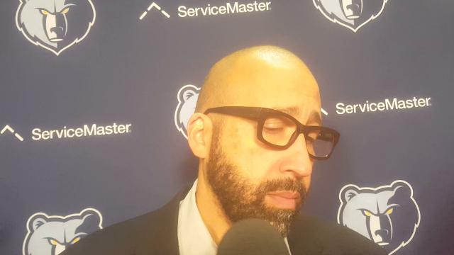 c65b60ecb1 Grizzlies coach David Fizdale frustrated by Houston Texans owner s  inmate   comment