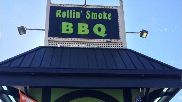 Rollin' Smoke BBQ and catering
