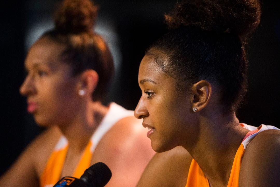Lady Vols seniors talk about team leadership