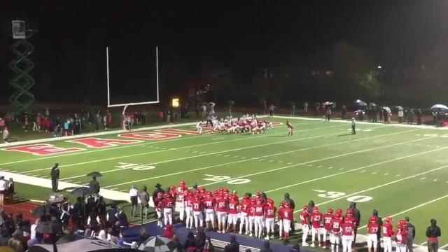 Friday Night Highlights: Mid-state halftime report