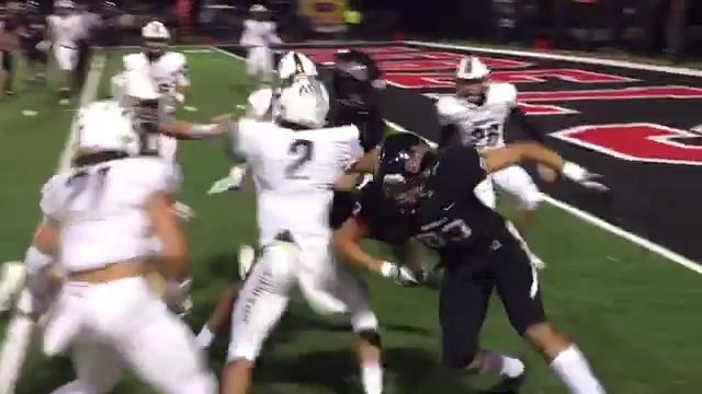 Friday Night Highlights: Maryville 31, Bradley Central 7