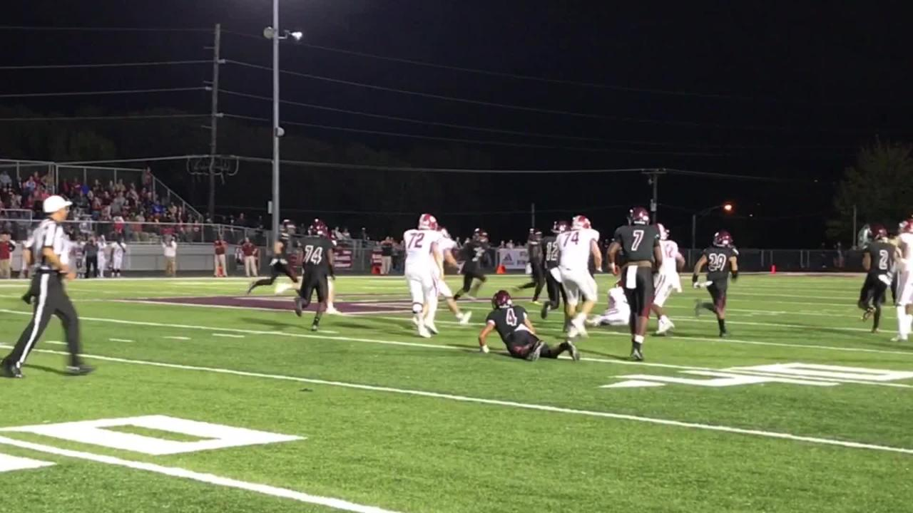 Friday night highlights: Oak Ridge 21, Fulton 12