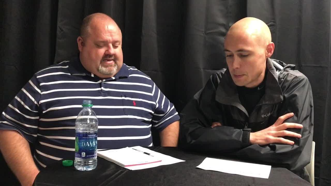 Kreager and Murphy break down Week 11