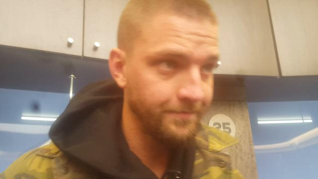 Chandler Parsons after big night