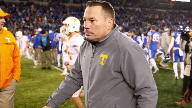 Vol fans use #EmptyNeyland to boycott Butch Jones