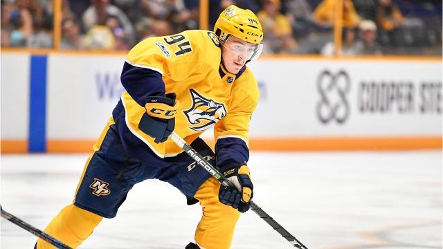 Nashville Predators remain undecided on Samuel Girard s immediate NHL future ee104574b