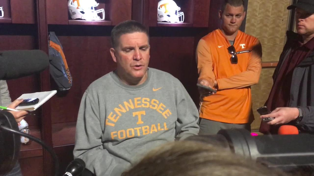 Bob Shoop: Sunday was 'business as usual'