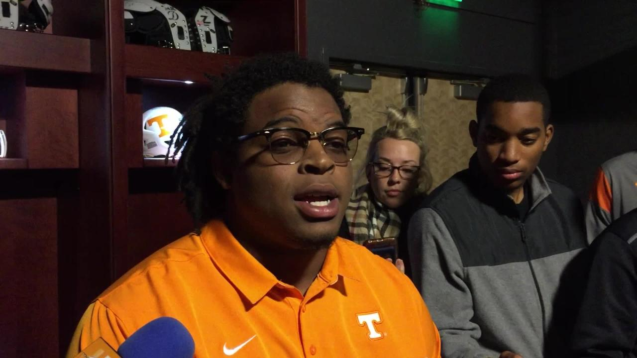 Jashon Robertson: Losing games is 'never just tolerated'
