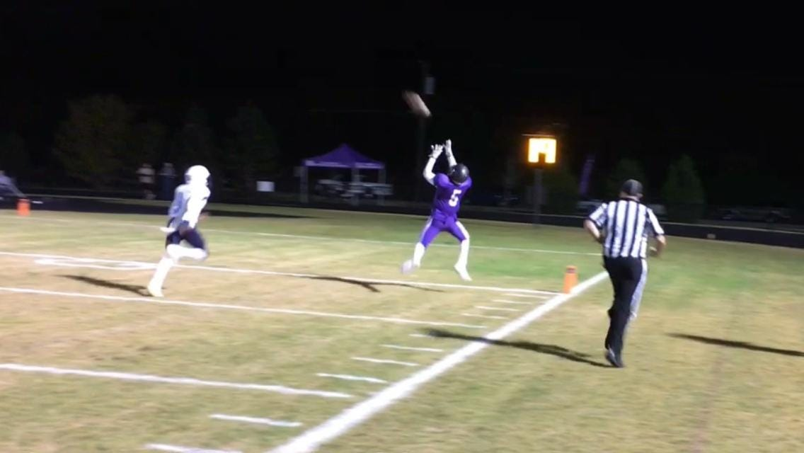 Friday night highlights: Cane Ridge 42, Centennial 21